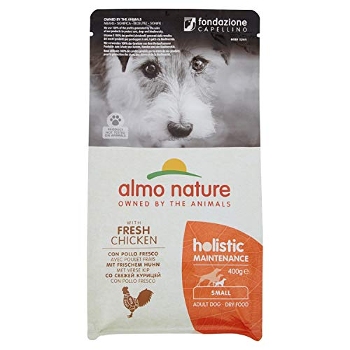 almo nature Dog Dry PFC Holistic Adult Pollo Razas Pequeñas