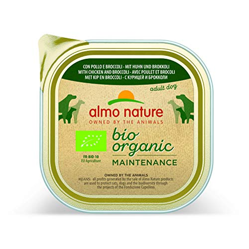Almo Nature Bio Pate Dog 300 g (Pack de 9)