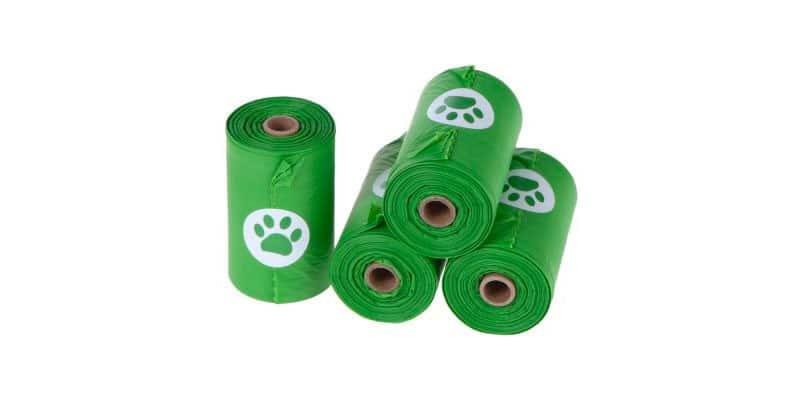 Las 5 mejores Bolsas biodegradables para excrementos perros