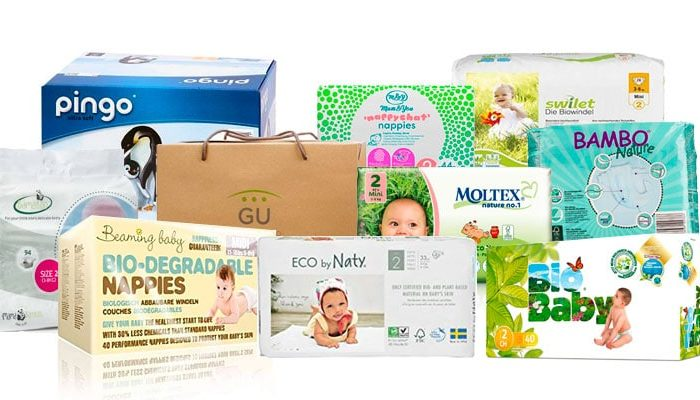 Best Eco-friendly Diapers, Organic & Biodegradable