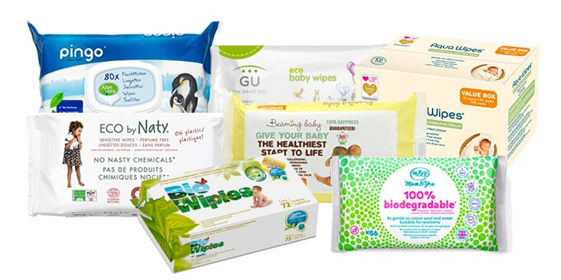 best biodegradable wet wipes