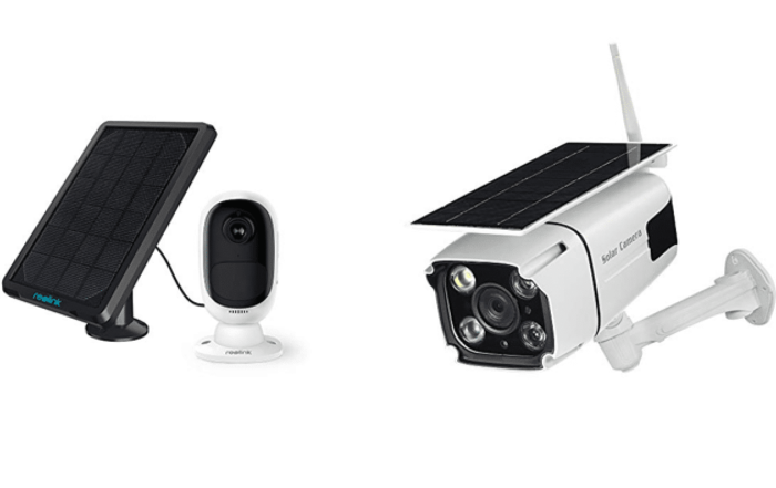 The best solar security cameras